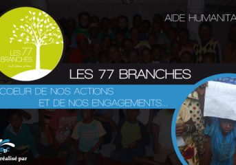 Association Les 77 Branches : cultiver la solidarité !